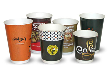 Coffee cups by Brendos.eu – best way to advertise