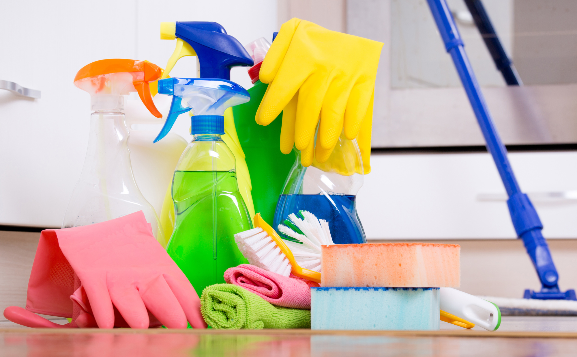 The Ultimate Deep Cleaning Checklist